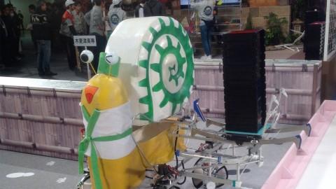 アイデア対決・全国高等専門学校ロボットコンテスト