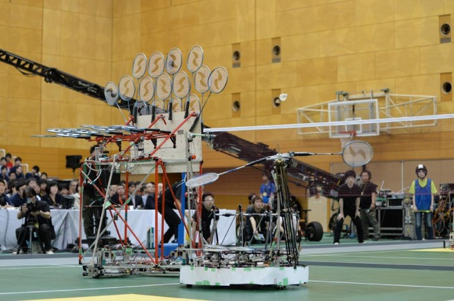 NHKエンタープライズ ・ 学生とロボットはなんだかんだやって ...