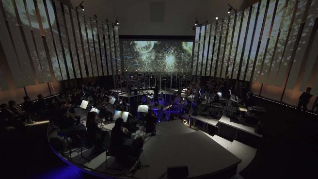 コンサート空間
