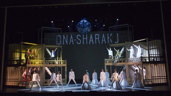 ミュージカル「DNA-SHARAKU」より
