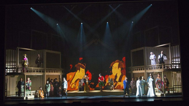 DNA-SHARAKU舞台写真