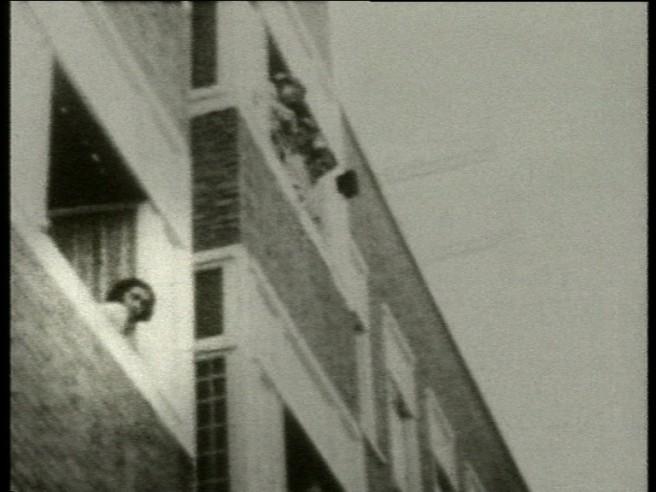 アンネ・フランク(1941年、アムステルダムで撮影)