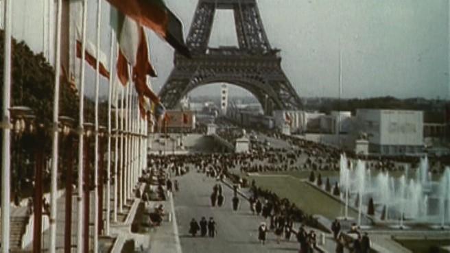 1937年のパリ万国博覧会