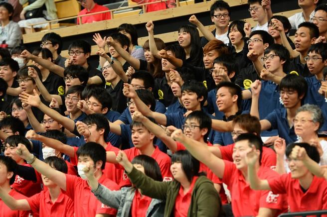NHK学生ロボコンの応援団